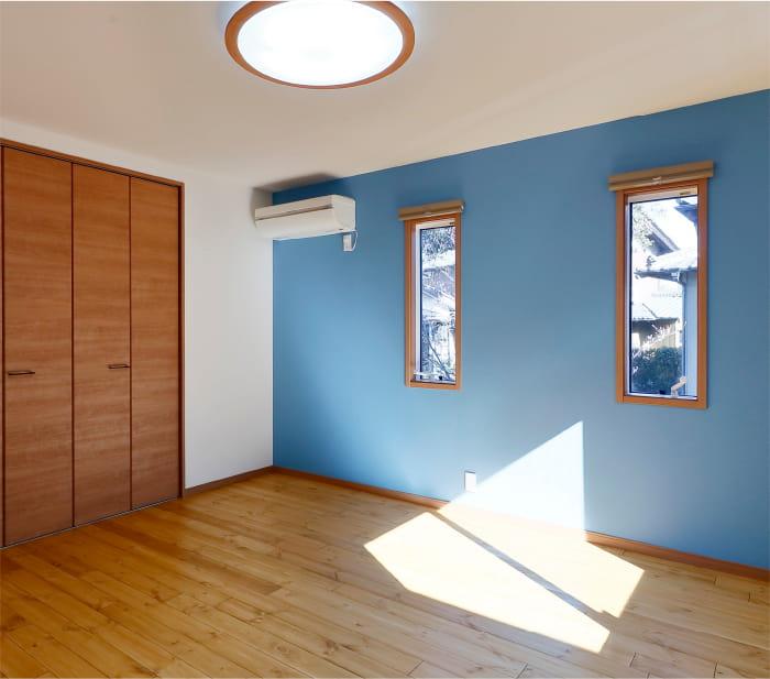 畳スペース&収納