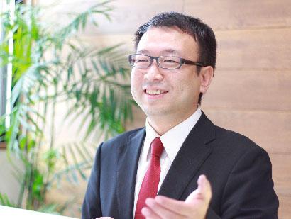 代表取締役 荻野智則